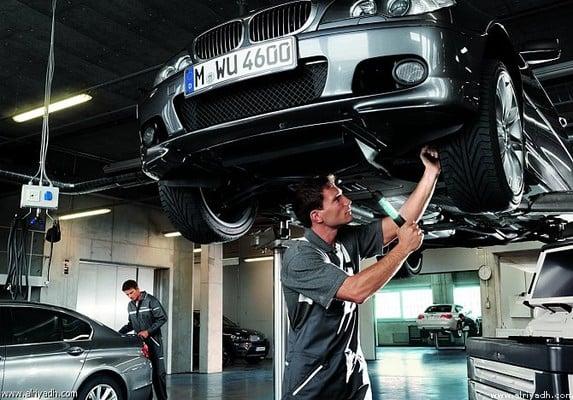 أهمية تزييت السيارة