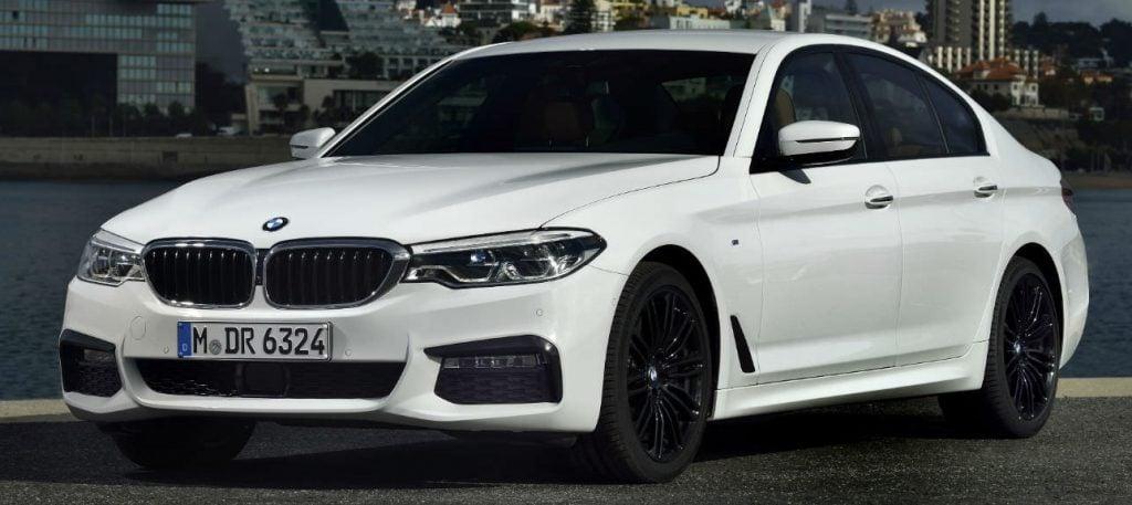 BMW الفئة الخامسة 2017