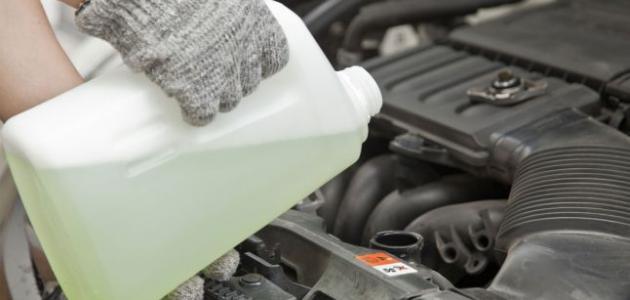 أسباب نقص ماء الريداتير في السيارة