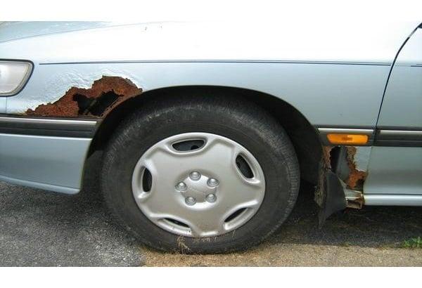 كيفية حماية السيارة من الصدأ