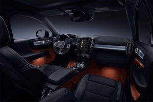 فولفو XC40 موديل 2018