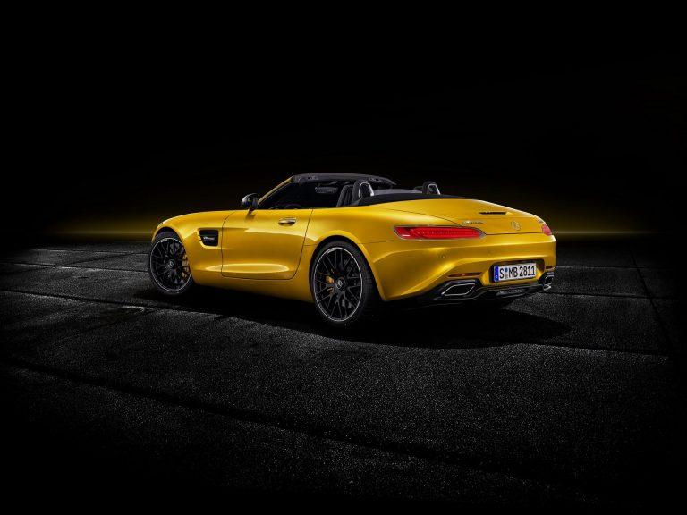 مرسيدس AMG GT S موديل 2019