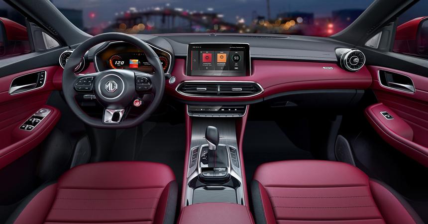 مجلة سيارة كروس اوفر Mg Hs موديل 2019 مجلة سيارة كروس اوفر Mg Hs