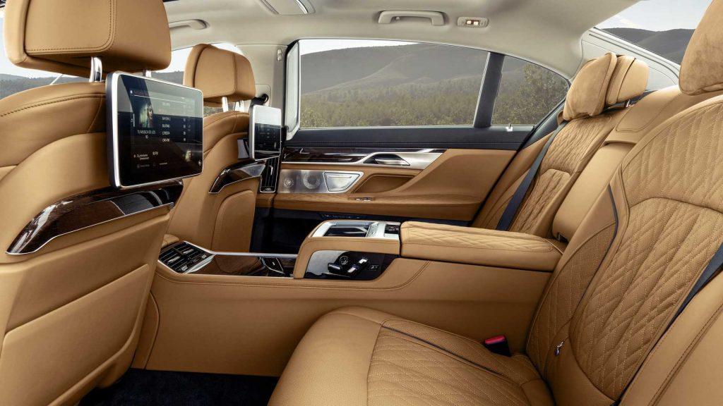 BMW تزيح الستار رسمياً عن الفئة السابعة 2020  !