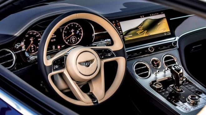 بنتلي كونتيننتال جي تي 2019، السيّارة الفاخرة!