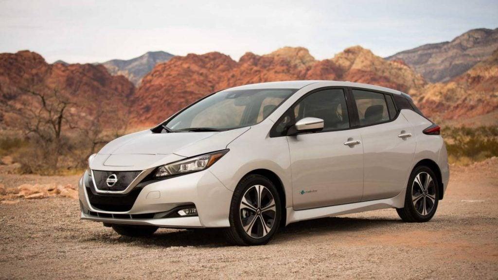السيارات الكهربائيّة الاكثر مبيعاً في 2018 .