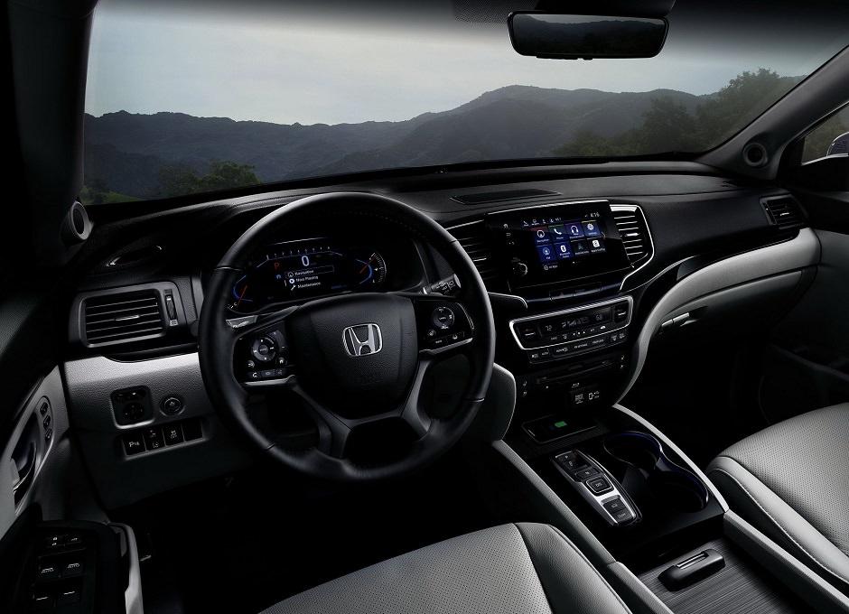 سيّارة هوندا بايلوت 2019، بتحديثات جديدة