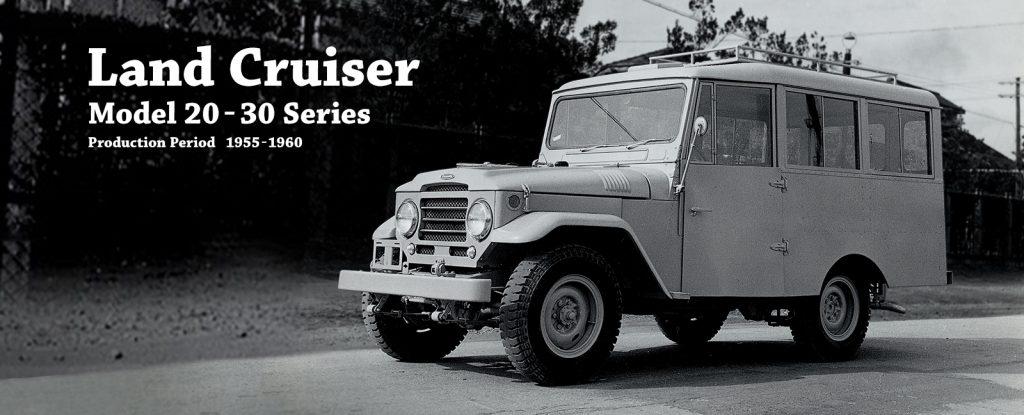 أجيال لاند كروزر ، تاريخ حافل في عالم السيارات.