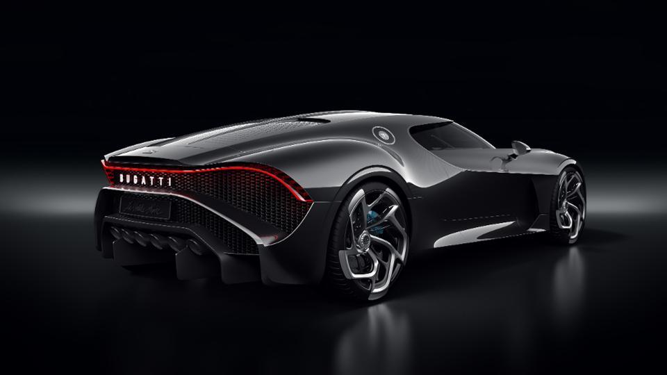 سيارة واحدة من Bugatti ب 19 مليون دولار !