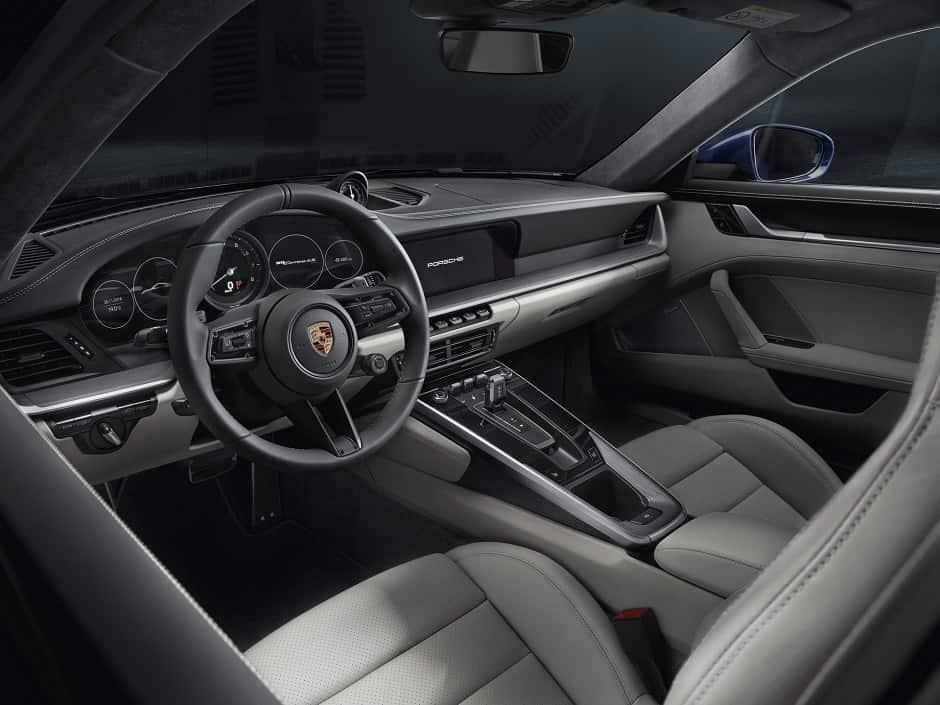مواصفات سيارة بورش 911 2020
