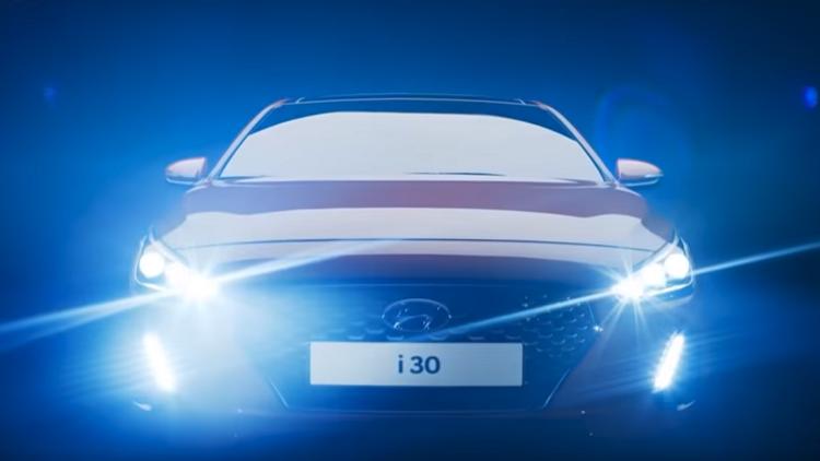 هيونداي تمنح الجيل القادم من i30  تقنيّة جديدة !