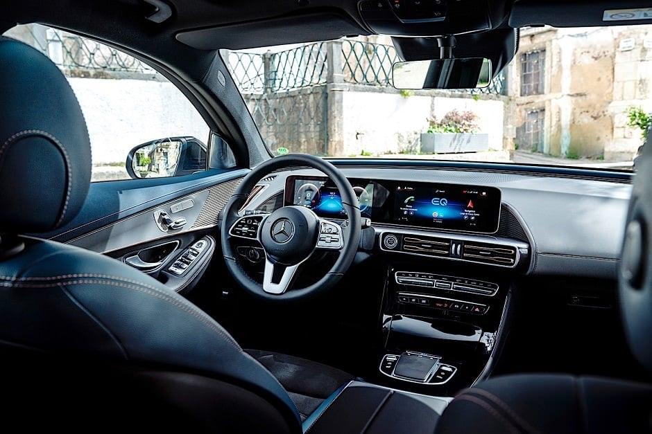 مرسيدس تبدأ إنتاج أرخص السيارات الكهربائيّة من فئة SUV