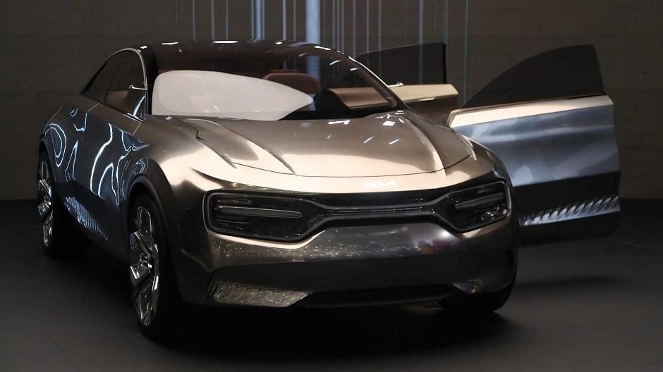كيا تُعِد لسيّارة جديدة كهربائيّة إنتاجيّة في 2021
