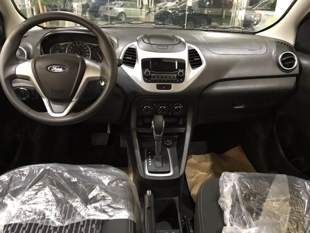 مواصفات سيارة فورد فيجو 2019