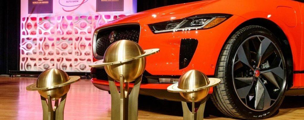 جاكوار I PACE تفوز بجائزة سيارة العام !