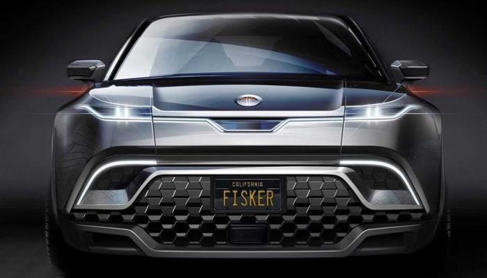 """سيارة """"فيسكر"""" الكهربائية تظهر مزايا غير مسبوقة في لقطاتها الأولى"""
