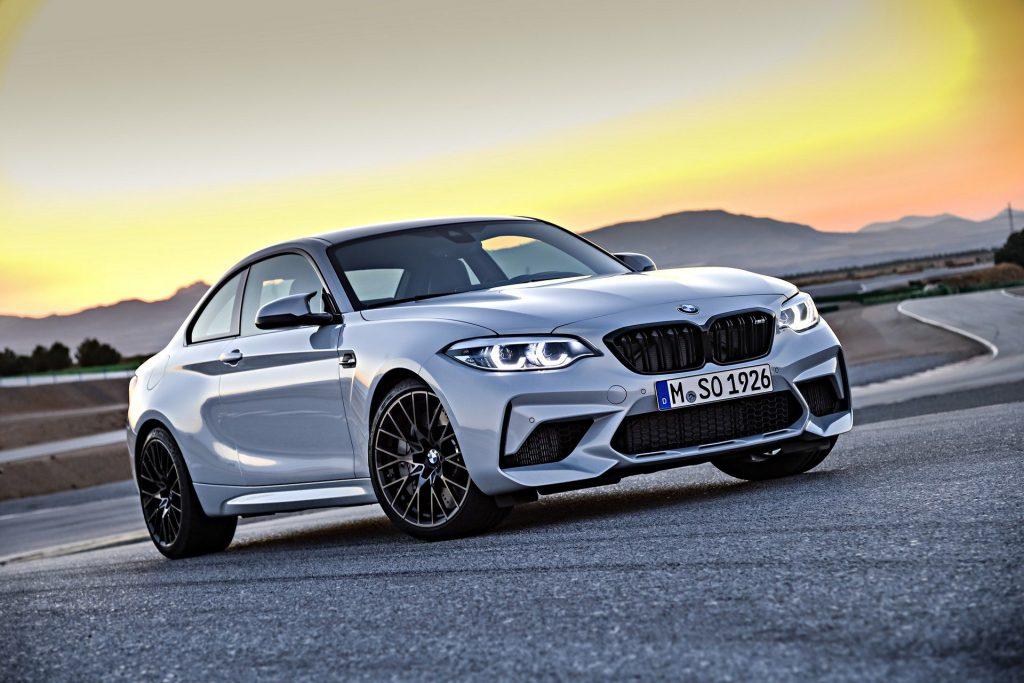 التحديثات على BMW M2 Competition