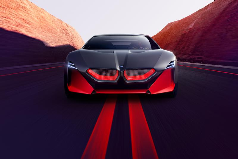 BMW تكشف عن طراز Vision M Next