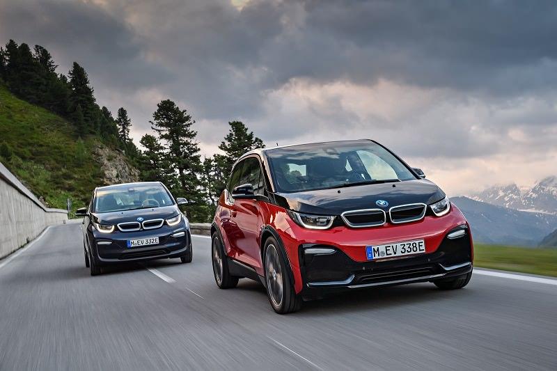 25 سيّارة كهربائيّة من BMW ، في مدّة قصيرة!