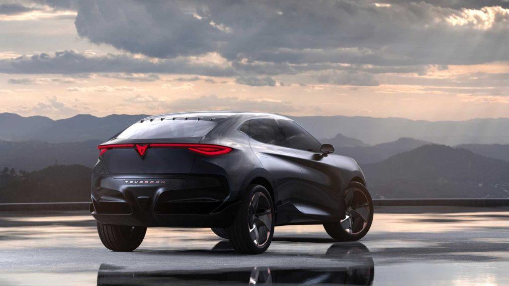 شركة سيات تقدم Cupra Tavascan الاختبارية في معرض فرانكفورت
