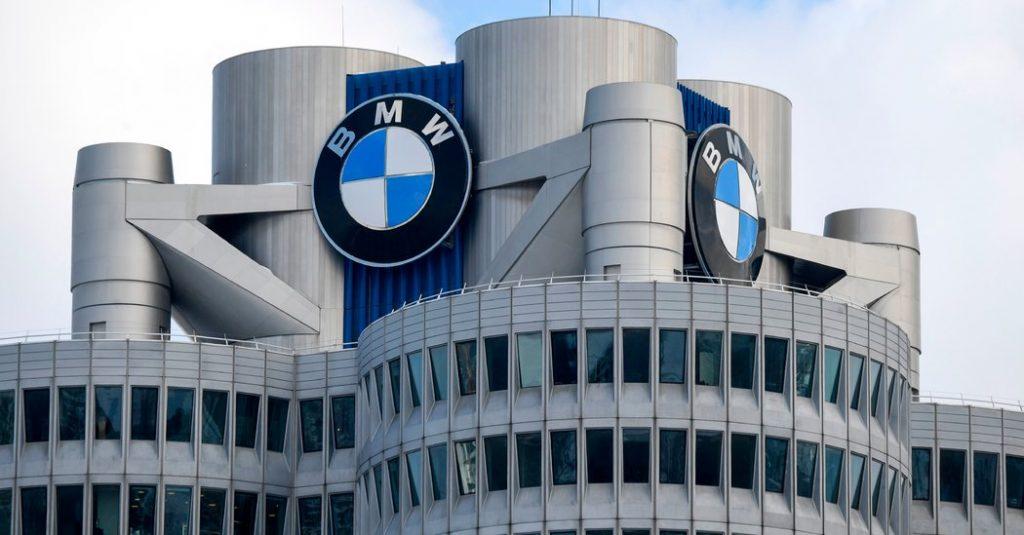 رئيس BMW يحذر أمريكا من تصاعد حرب تجارية عالمية.