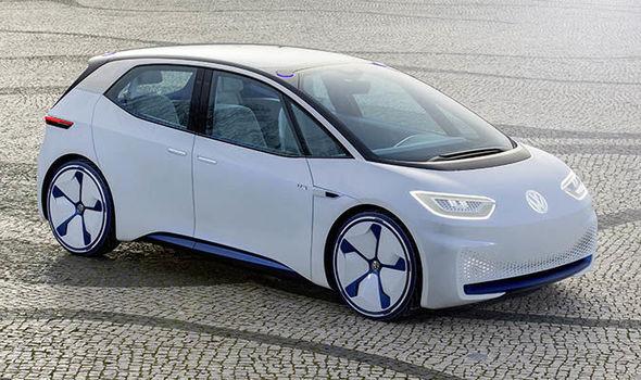 """""""فولكس فاجن"""" تخطط لإنتاج أصغر سيارة كهربائية بأميركا الشمالية"""