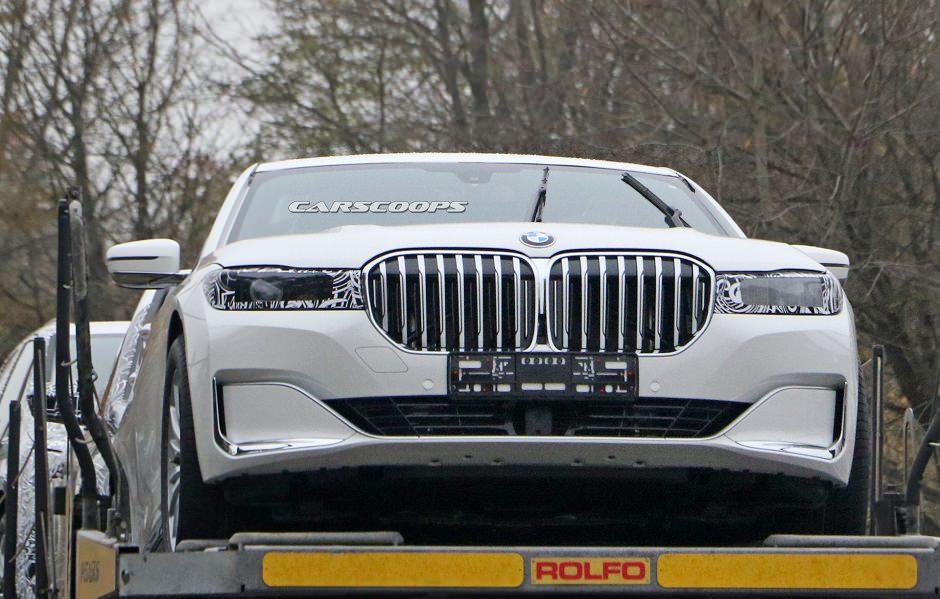 سيارة بي ام دبليو الفئة السابعة 2022 الجديدة