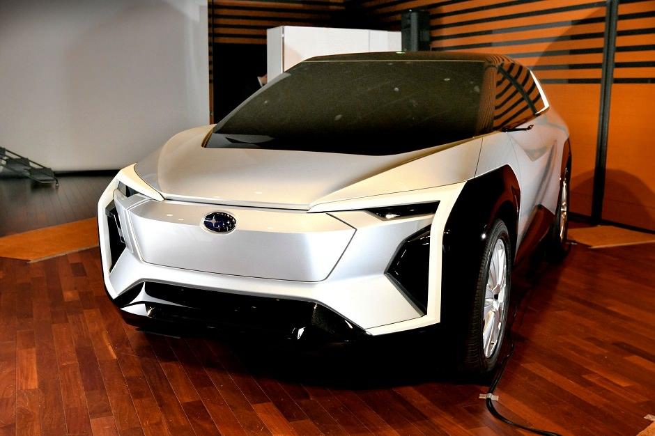 أجدد سيارات سوبارو اليابانية تم تقديمها بالتعاون مع تويوتا