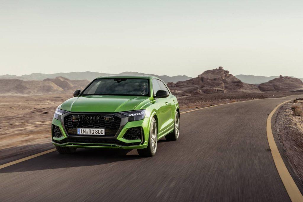 معلومات جديدة عن سيارة اودي Q9 2021 التي ستنافس X7 و GLS