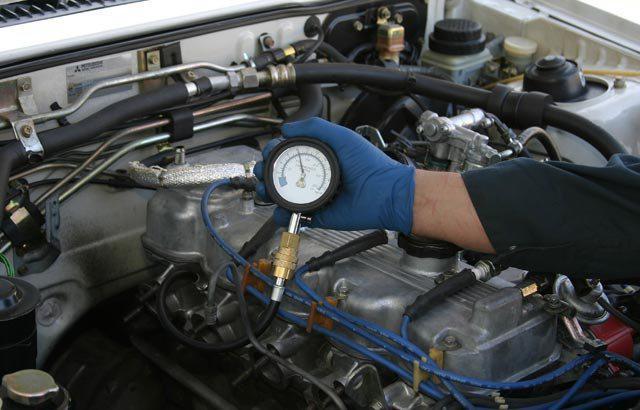 انخافض ضغط زيت المحرك ، تعرّف على أسبابه!