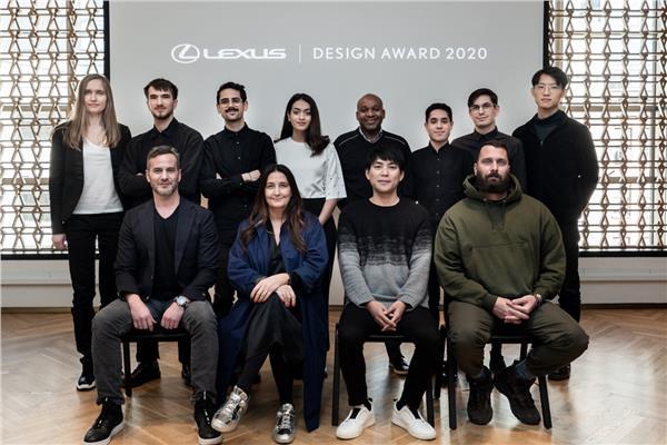 «لكزس» تتبنى تطوير 6 مشروعات إبداعية لمرشحي نهائيات جائزة التصميم 2020