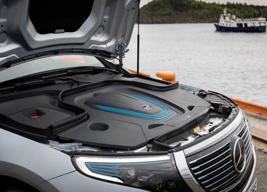 سيارة مرسيدس EQA الجديدة كلياً قادمة خلال العام الجاري