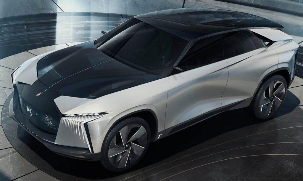 دي أس آرو سبورت 2020 – سيارة الدفع الرباعي الفرنسية الفاخرة لمستقبل الفخامة النظيفة