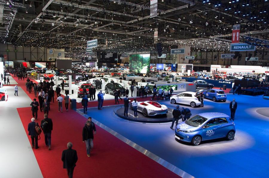 رسمياً معرض جنيف للسيارات 2020 مغلق بقرار الحكومة مع تفشي فيروس كورونا في أوروبا