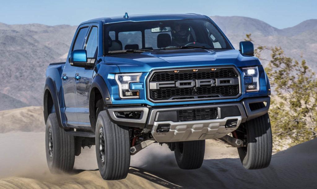 فورد تسجل نمو كبيراً لمبيعات شاحناتها في الشرق الأوسط في 2019 وأف150 تفوز بلقب الشاحنة الأكثر مبيعاً في الولايات المتحدة للعام الثالث والأربعين