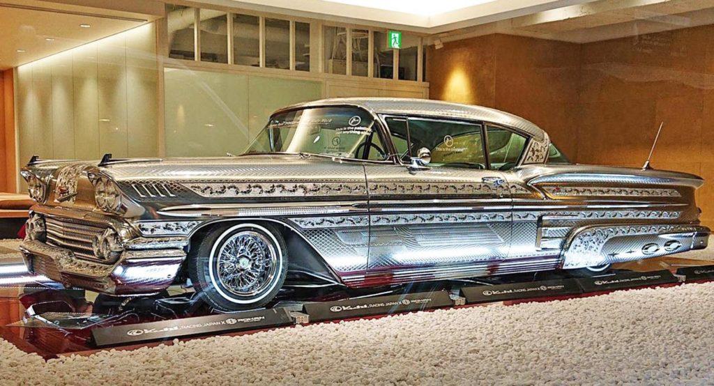 شيفروليه امبالا 1958 الكلاسيكية تعود في 2020 مع تصميم منحوت بطريقة رائعة
