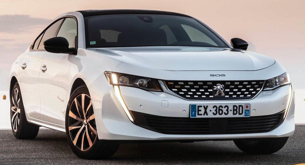 بيجو 508 تفوز بجائزة سيارة العام في الشرق الأوسط لعام 2020