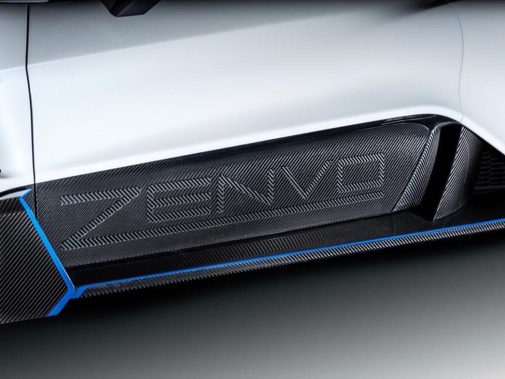 زينفو تي أس آر أس 2020 الجديدة – صاروخ سويدي متفوق بسعر 1.63 مليون دولار