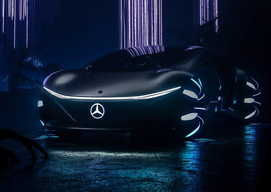 مرسيدس 2023 EQE الجديدة قادمة لتطيح بـ سيارة أمريكية الصنع
