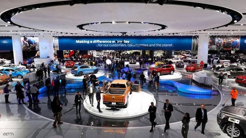 كورونا يُغلِق معرض بكين للسيارات