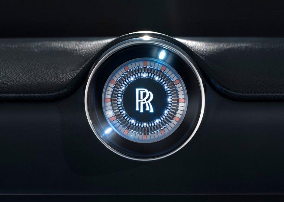 رولز رويس تكشف عن جزء من الفخامة التي ستوفرها في سيارة الشبح الجديدة القادمة