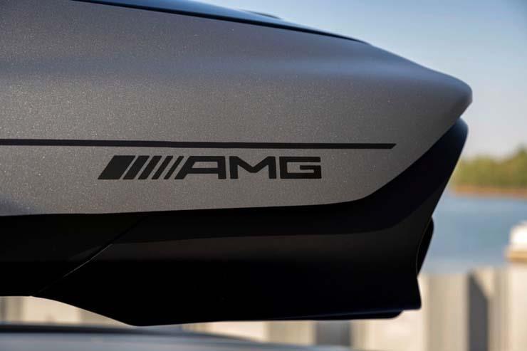 مرسيدس تطرح صندوق سقف لسياراتها الرياضية من فئة AMG