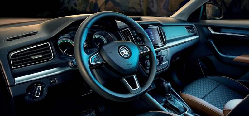 سكودا تعرض التفاصيل الأولية لسيارتها فابيا الجيل الرابع
