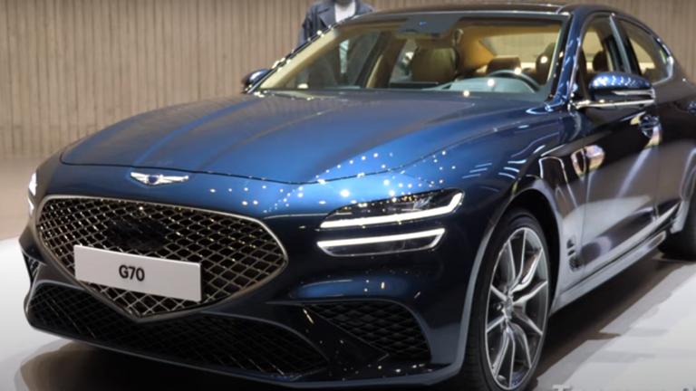Genesis تعلن رسميا عن سيارتها الفاخرة الجديدة