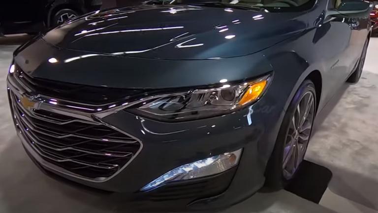 شيفروليه تتميز ب Mazda 6 الجديدة!