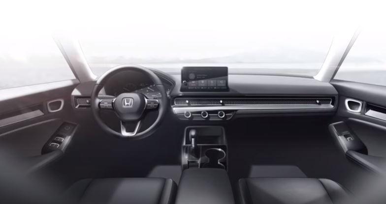 هوندا تكشف عن تصميم Civic الجديدة كليا
