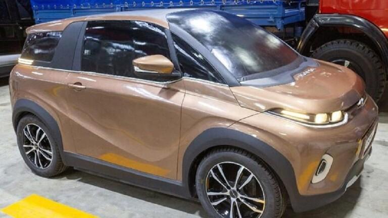 قريباً أول سيارة كهربائية روسيا وبسعر غير متوقع !