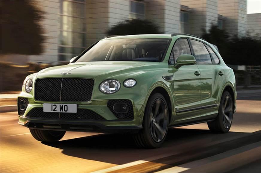 فخامة بنتلي Bentayga V8 تكسبها لقب أفضل سيارة (SUV) ..