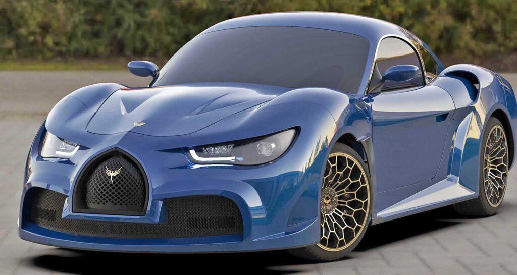 السيارة الكهربائية الرياضية (لبنانية الصنع 100%) وبسعر منافس جداً ..