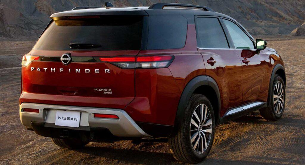 Nissan-Pathfinder-2022